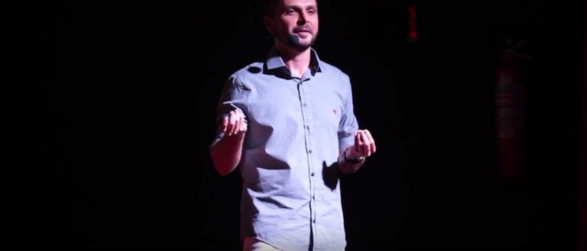 Fabio Pereira - TEDxJoaoPessoa