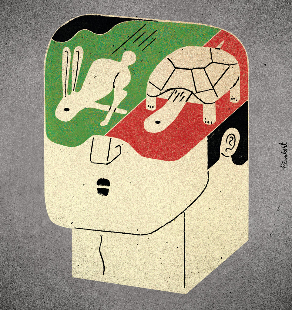 Ilustração de David Plunkert